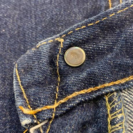 """1960's """"LEVI'S"""" 501 BIG E (Waist single stitch) SIZE : W28 L28"""