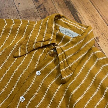 "1970's ""Hillcrest"" Long Sleeve Shirt SIZE : M"