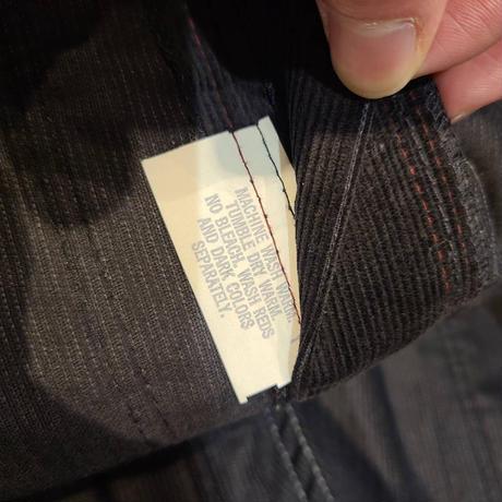 "1970's ""ELY Corduroy Pants Dead Stock SIZE : W36 L30"