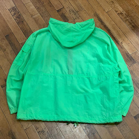 "1990's ""derby"" Nylon Anorak Jacket SIZE : L"