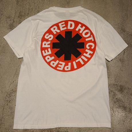 "New ""RED HOT CHILI PEPPERS"" S/S Tee SIZE : L"