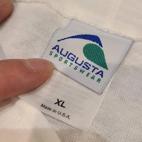 """1990's """"AUGUSTA"""" Baseball T-Shirt Dead Stock SIZE : XL"""