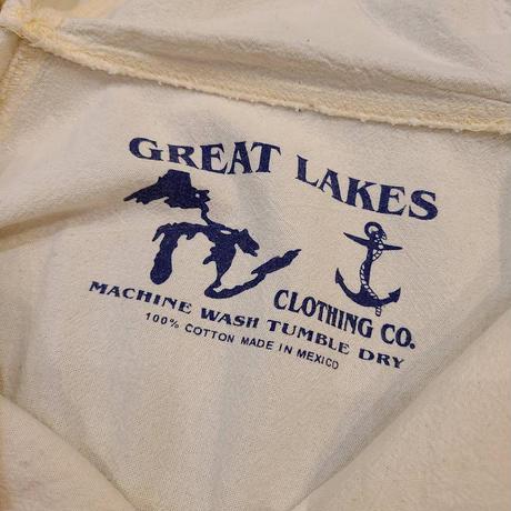 """GREAT LAKES"" Cotton Anorak Parka SIZE : M~L"
