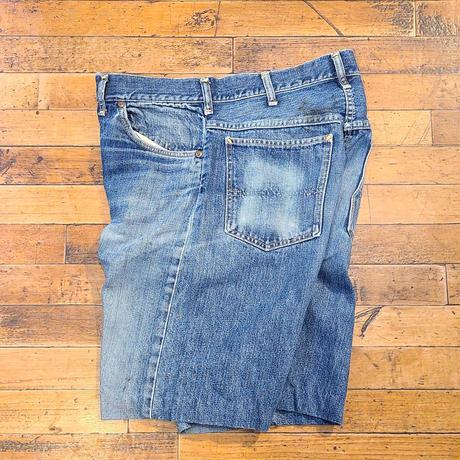 "1960's ""RANCHCRAFT"" Short Pants SIZE : W32"