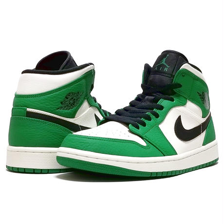 "NIKE AIR JORDAN 1 MID SE ""PINE GREEN"" (852542 301)"