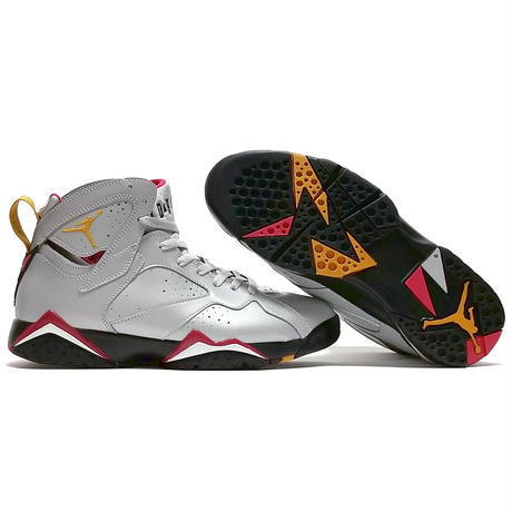 "NIKE AIR JORDAN 7 RETRO SP ""REFLECTIVE CARDINAL"" (BV6281 006)"