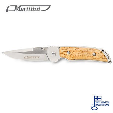 915111 Folding knife MFK2CB in box カーリーバーチウッド フォールディング ナイフ