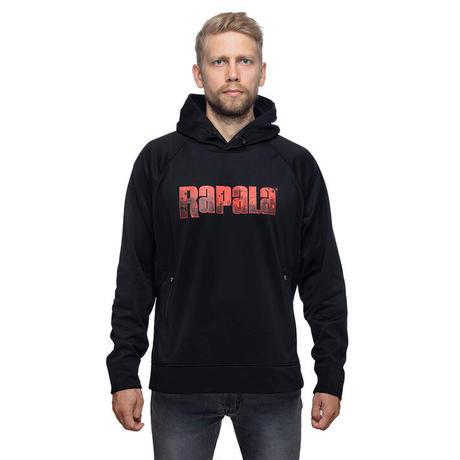 Rapala Splash Hoodie  Black スプラッシュ フーディー ブラック APRSHB