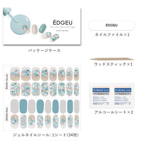EDGEU#貼るネイルシール(ent702)