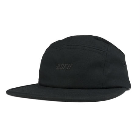 BDFM PROJECT JET CAP BLACK /BLACK