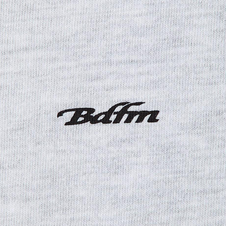 BDFM PROJECT 002 T-SHIRTS GREY