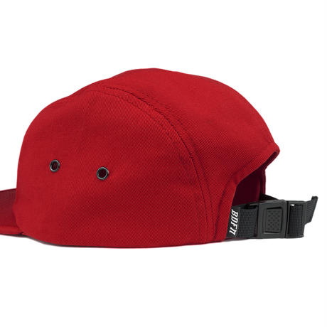 BDFM PROJECT JET CAP  RED