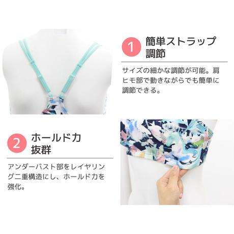 【スポブラ+Tシャツセット】スポブラ[82040 ] × ラッシュTシャツ[201141] 2点セット
