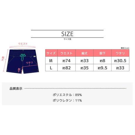 91101 新品 水陸両用 ストレッチ サーフパンツ(ミディアム丈)