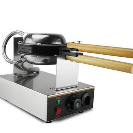 香港発人気スイーツ エッグ バブル ワッフルメーカー 110V 業務用 ワッフルパンマフィンマシン バブルワッフル