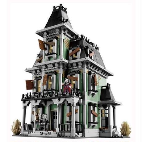 【送料無料!】LEPIN モンスター・ファイター 幽霊屋敷 10228相当 ( 海外製品 ) レゴブロック 互換 【新品】
