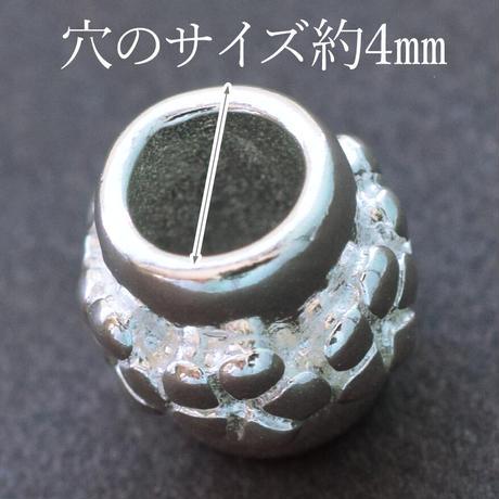 花輪筒ビーズ8㎜【1個】