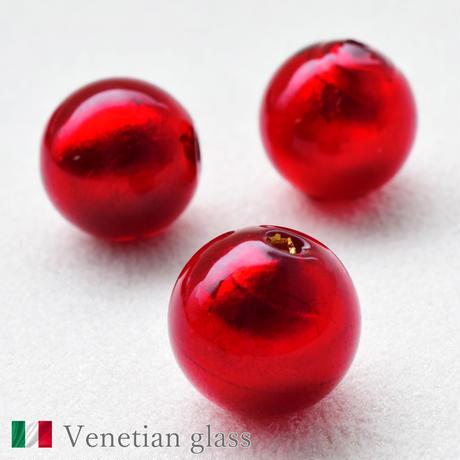 ヴェネチアンガラス ラウンド14㎜☆