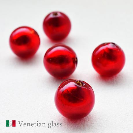 ヴェネチアンガラス ラウンド10㎜☆