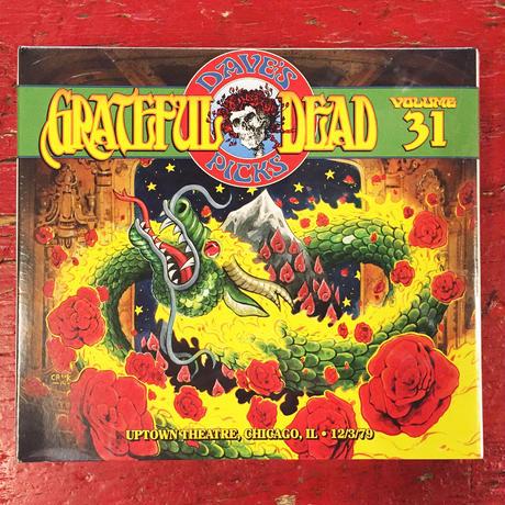 Grateful Dead - Dave's Picks Vol. 31 (3CD) (新品シールド)