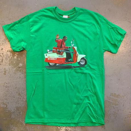 ボ・ディドリー・ハヴ ギター ウィル トラヴェル 1960 Tシャツ