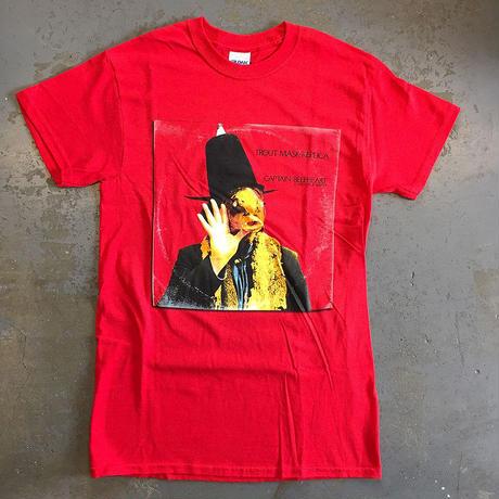 キャプテン ビーフハート & ヒズ マジック バンド - トラウト マスク レプリカ 1969 Tシャツ