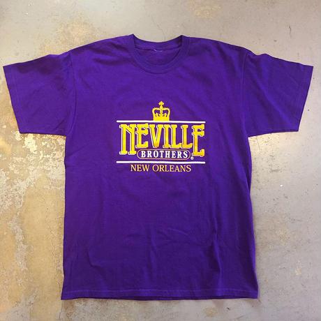 ネヴィル ブラザーズ・ネヴィル ブラザーズ ニューオーリンズ ヴィンテージ T-シャツ