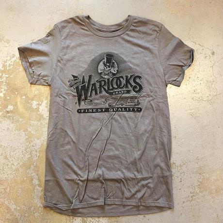グレイトフル デッド・ザ ワーロックス ハンプトン 1989 ヴィンテージ スタイル T-シャツ