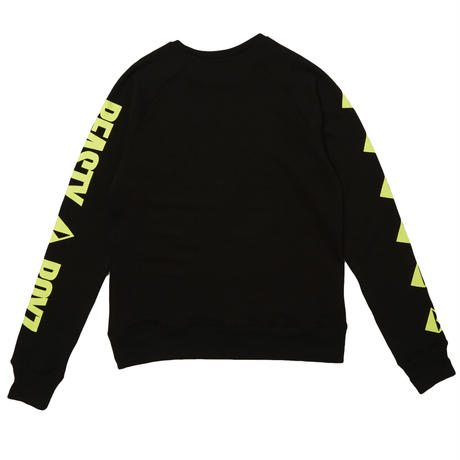 BEASTY スウェット      カラー:ブラック 品番:0011