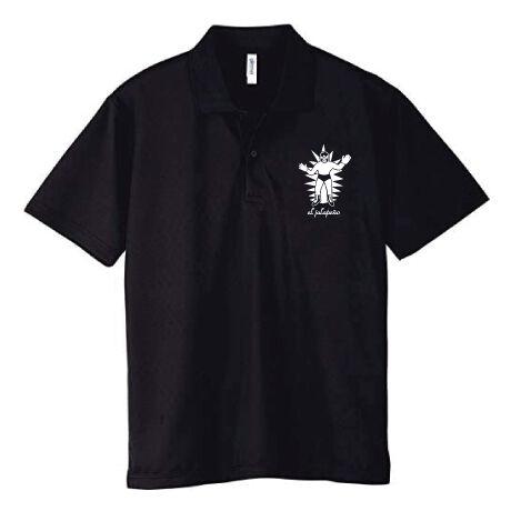 ルーチャーリブレドライポロシャツ   ブラック