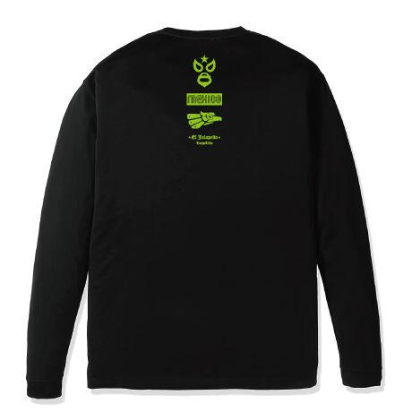 メキシカンスピリット ロングスリーブTシャツ ブラック