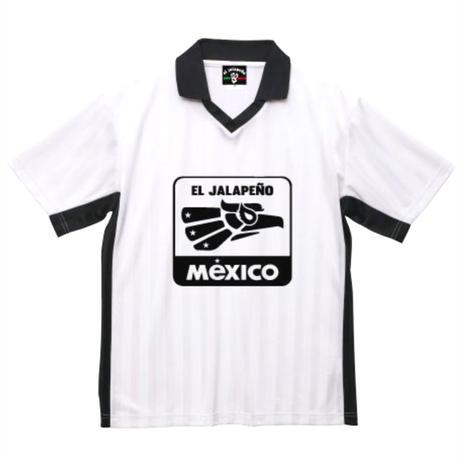 エチョエンハラペーニョ ドライ サッカーシャツ ホワイト