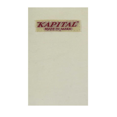 KAPITAL(キャピタル) スイングトップ