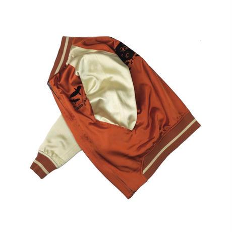 Nudie Jeans(ヌーディージーンズ) リバーシブルスカジャン