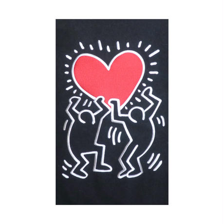 Keith Haring/BROWNY(キースへリング/ブラウニー) スタジャン