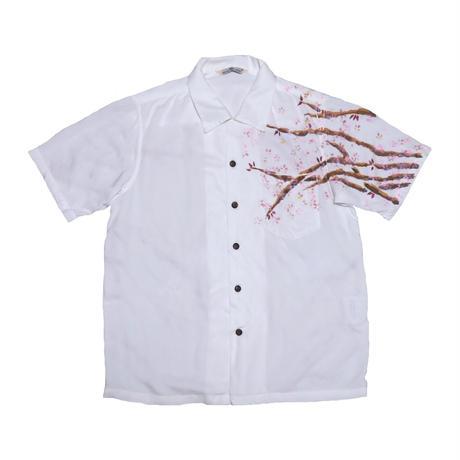 GAIJIN MADE(ガイジンメイド) レーヨン半袖シャツ