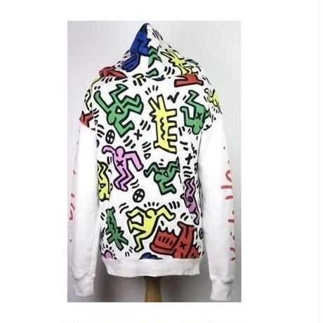 JOYRICH/Keith Haring(ジョイリッチ/キースへリング) パーカー