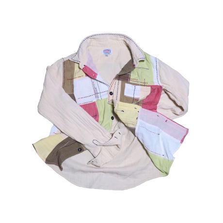 GAIJIN MADE(ガイジンメイド) 刺繍ウエスタンシャツ④