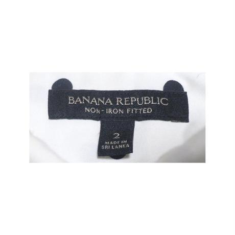 『レディース』BANANA REPUBLIC(バナナリパブリック) ドット柄シャツ