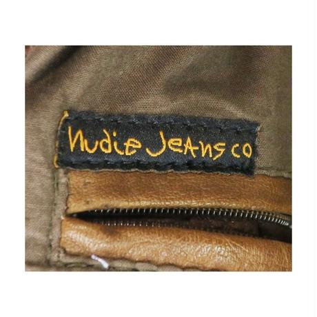 Nudie Jeans(ヌーディージーンズ) シングルライダース