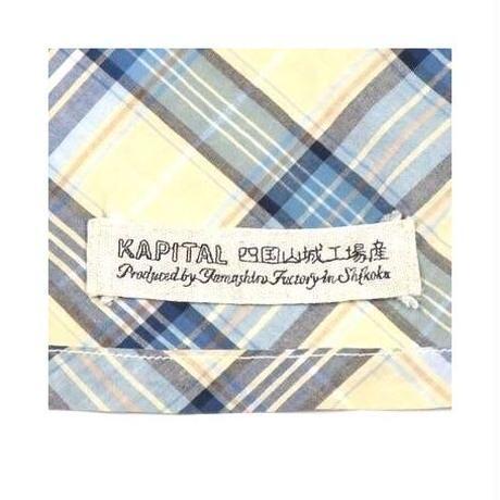 KAPITAL(キャピタル) クレイジーパターンジャケット