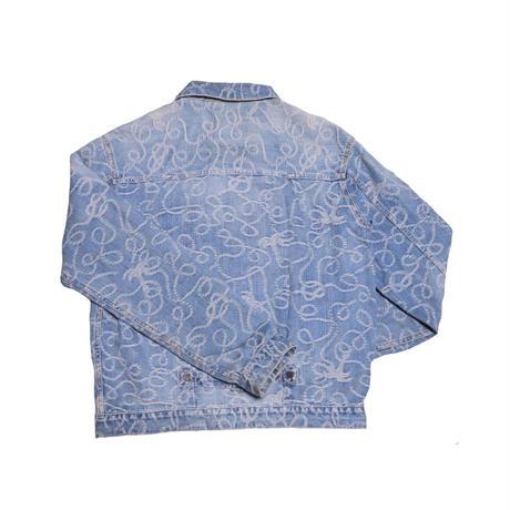 KAPITAL(キャピタル) 刺繍Gジャン