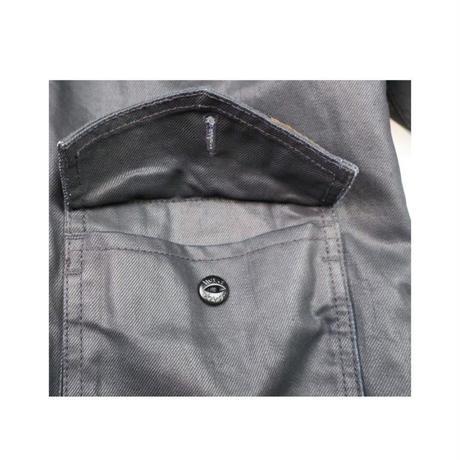 Nudie Jeans(ヌーディージーンズ) オイルコーティングデニムブルゾン