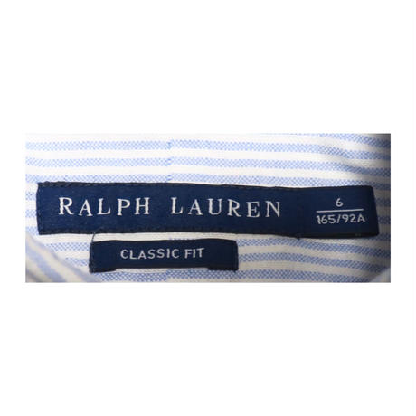Ralph Lauren(ラルフローレン) ボタンダウンシャツ③