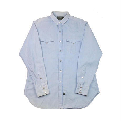 POLO COUNTRY(ポロカントリー) シャンブレーシャツ