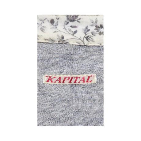 KAPITAL(キャピタル) パッチワークドルマンジャケット