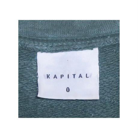 『レディース』KAPITAL(キャピタル) スウェット