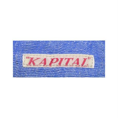 KAPITAL(キャピタル) キャスケット