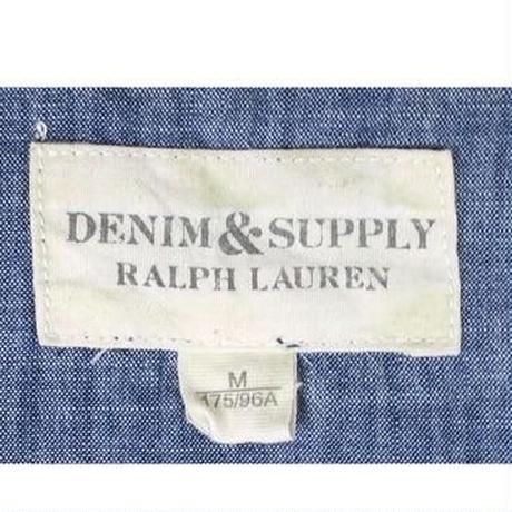 DENIM&SUPPLY Ralph Lauren(デニムアンドサプライ ラルフローレン) ネイティブヘンリーネックシャツ