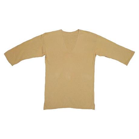 KAPITAL(キャピタル) 七分袖Tシャツ